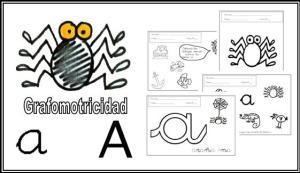 Grafomotricidad-con-la-letra-A