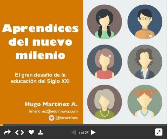 AprendicesSigloXXIDesafíosNuevoMilenio-Presentación-BlogGesvin