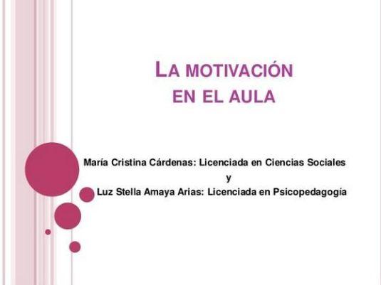 ComoMotivarAprendizajeAulaFundamentosRecomendaciones-Presentación-BlogGesvin