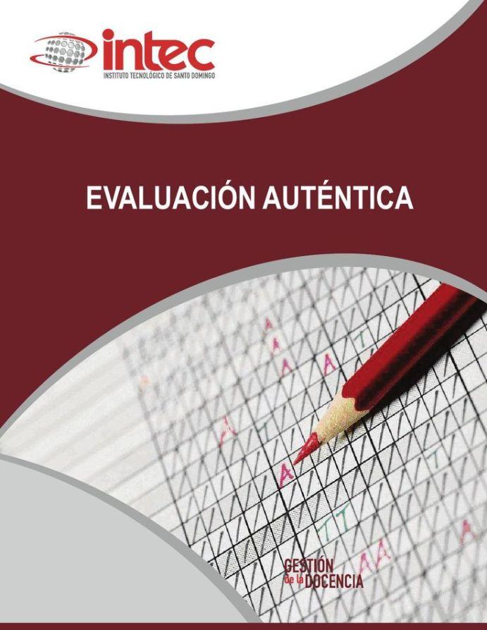 EvaluaciónAuténticaEstupendaGuíaIncluyeInstrumentosAula-eBook-BlogGesvin